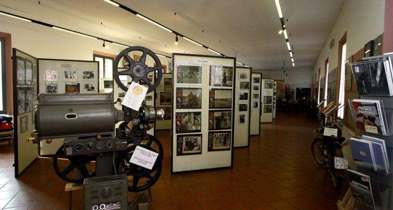 Il museo a Brescello dedicato a Don Camillo e Peppone