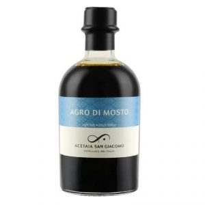 Agro di Mosto| Ideal with salads,grilled vegetables or with fried.