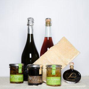 I prodotti del miglior made in Italy sulla vostra tavola.