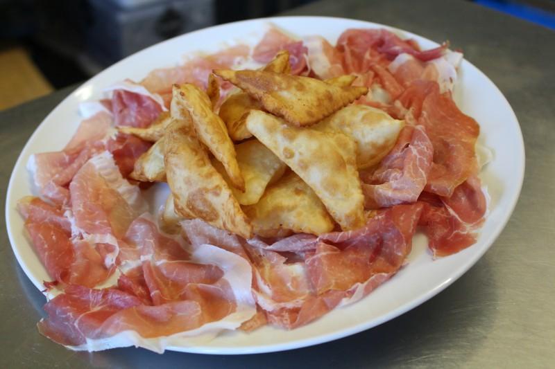 Gnocco fritto senza glutine by Food Emilia