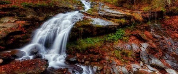 Cascata di colori di Fabio Volpe