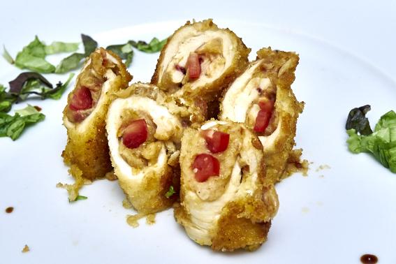 involtini di pollo|FoodEmilia